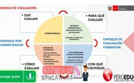 ORIENTACIONES PARA EL PROCESOS DE EVALUACIÓN DE LOS APRENDIZAJES