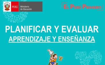 MINEDU - Planificación Curricular e Implementación del CNEB