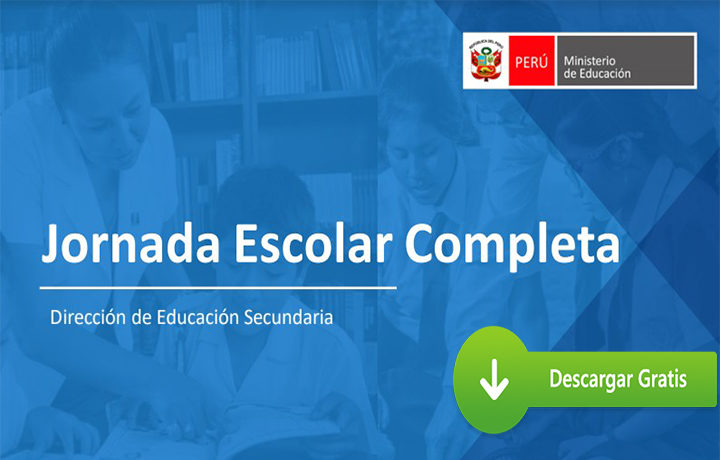 Cambios y Componentes para la Jornada Escolar (JEC) 2020