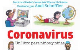 Coronavirus Un libro para niños y niñas