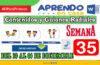 SEMANA 35 | APRENDO EN CASA PROGRAMAS RADIALES: Sesiones, Guiones y Audios radiales del 30 al 04 de Diciembre