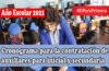 Año Escolar 2021: Cronograma para la contratación de auxiliares para inicial y secundaria