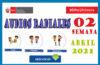 Aprendo en Casa Programas Radiales Semana 02 del 26 al 30 de abril